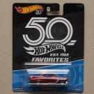 Hot Wheels 2018 50th Anniversary Favorites Series '56 Chevy