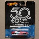 Hot Wheels 2018 50th Anniversary Favorites Series '71 AMC Javelin AMX