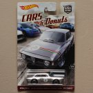 Hot Wheels 2017 Car Culture Cars & Donuts Alfa Romeo Giulia Sprint GTA