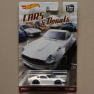 Hot Wheels 2017 Car Culture Cars & Donuts Custom Datsun 240Z (Fugu Z)