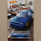 Hot Wheels 2017 Car Culture Cars & Donuts Subaru Impreza WRX STI