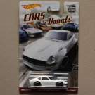 Hot Wheels 2017 Car Culture Cars & Donuts Custom Datsun 240Z (Fugu Z) (SEE CONDITION)