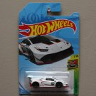 Hot Wheels 2018 HW Exotics Lamborghini Huracan LP 620-2 Super Trofeo (white)