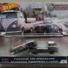 Hot Wheels 2018 Car Culture Team Transport Porsche 356 Speedster & Volkswagen Transporter T1 Pickup