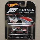 Hot Wheels 2018 Retro Entertainment Forza Motorsport Porsche 911 GT3 RS