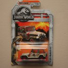 Matchbox 2018 Jurassic World '93 Jeep Wrangler #29