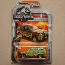 Matchbox 2018 Jurassic World '93 Ford Explorer #4