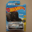 Hot Wheels 2018 Experimotors Zoom In (black) (Works With GoPro Hero Session 5)
