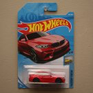 Hot Wheels 2018 Factory Fresh '16 BMW M2 (red) (SEE CONDITION)