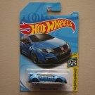 Hot Wheels 2018 HW Speed Graphics '16 Honda Civic Type R (blue)