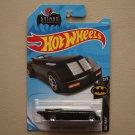 Hot Wheels 2018 Batman The Animated Series Batmobile (black)
