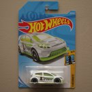 Hot Wheels 2018 Checkmate '12 Ford Fiesta (white)
