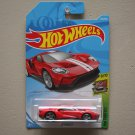 Hot Wheels 2018 HW Exotics '17 Ford GT (red)