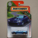 Matchbox 2018 MBX Road Trip '16 Chevy Camaro Convertible (blue)