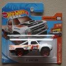 Hot Wheels 2018 HW Hot Trucks '87 Dodge RAM D100 (white)