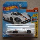 Hot Wheels 2018 Legends Of Speed Porsche 917 LH (gulf white)