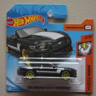 Hot Wheels 2018 Muscle Mania '15 Ford Mustang GT Convertible (black)