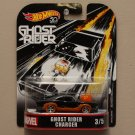 Hot Wheels 2018 Retro Entertainment Marvel '69 Dodge Charger (Ghost Rider)