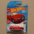Hot Wheels 2018 Factory Fresh '17 Audi RS 6 Avant (red)