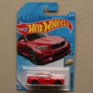 [MISSING TAMPO ERROR] Hot Wheels 2018 Factory Fresh '16 BMW M2 (red)