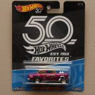 Hot Wheels 2018 50th Anniversary Favorites Series '55 Chevy Bel Air Gasser