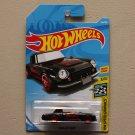 Hot Wheels 2018 HW Speed Graphics Datsun Fairlady 2000 (black)