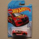 Hot Wheels 2019 Volkswagen Volkswagen Golf GTI (red)