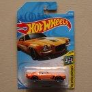 Hot Wheels 2018 HW Speed Graphics '70 Camaro (orange)