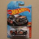 Hot Wheels 2018 HW Hot Trucks '17 Ford F-150 Raptor (black)