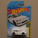Hot Wheels 2019 HW Speed Graphics '90 Honda Civic EF (white)