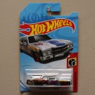 Hot Wheels 2018 HW Daredevils '70 Chevelle SS Wagon (grey) (SEE CONDITION)