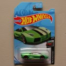 Hot Wheels 2019 HW Roadsters Lamborghini Reventon Roadster (green)