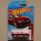 Hot Wheels 2019 Nissan Nissan Skyline GT-R [BCNR33] (R33) (red) (SEE CONDITION)