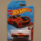 Hot Wheels 2019 Muscle Mania '18 COPO Camaro SS (orange)