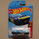 Hot Wheels 2019 HW Flames '67 Shelby GT-500 (blue)