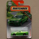 Matchbox 2018 MBX Road Trip '08 Holden VE UTE SSV (green)