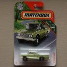 Matchbox 2018 MBX Road Trip '62 Nissan Junior (vintage green)
