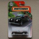 Matchbox 2018 MBX Road Trip '56 Jaguar XK140 Roadster (black)