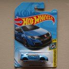 Hot Wheels 2018 HW Speed Graphics '16 Honda Civic Type R (blue) (SEE CONDITION)