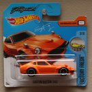 Hot Wheels 2017 Factory Fresh Custom Datsun 240Z (orange) (Fugu Z)