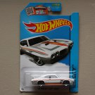 Hot Wheels 2015 HW City '70 Pontiac GTO Judge (white - Kroger Excl.) (SEE CONDITION)