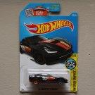 Hot Wheels 2016 HW Speed Graphics '14 Corvette Stingray (black) (SEE CONDITION)