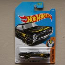 Hot Wheels 2017 Muscle Mania '67 Pontiac GTO (black) (SEE CONDITION)