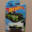 Hot Wheels 2019 Speed Blur '17 Nissan GT-R [R35] Guaczilla (Troy Fox) (SEE CONDITION)