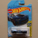 Hot Wheels 2019 HW Speed Graphics '18 Camaro SS (blue) (SEE CONDITION)