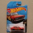 Hot Wheels 2019 Nightburnerz '71 Datsun 510 Bluebird (red)