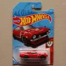 Hot Wheels 2019 Muscle Mania Custom Ford Maverick (red)