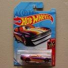 Hot Wheels 2019 HW Flames '71 Mustang Funny Car (purple)