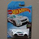 Hot Wheels 2019 HW Race Day '16 Cadillac ATS-V R (white)