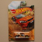 Hot Wheels 2019 Backroad Rally '09 Ford Focus RS
